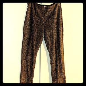 Gold'n Hot Pants